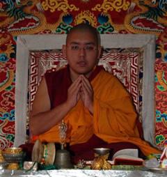 KyabjeLingRinpoche
