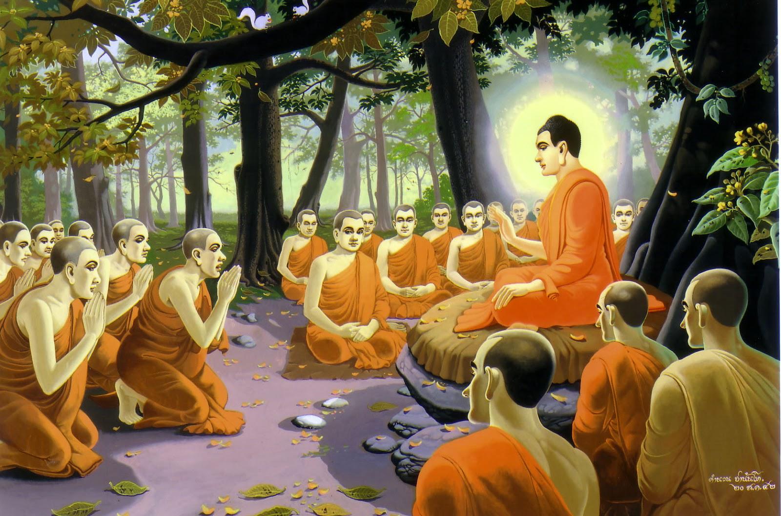 Làm thế nào để đến với Đức Phật?